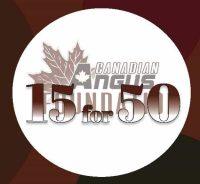 15 for 50 logo