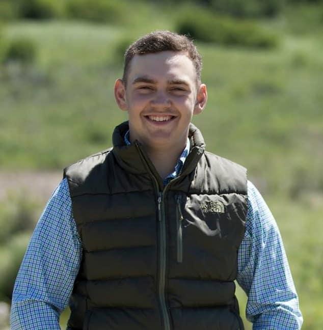 2021 Junior Angus Stockman: Kodie Doetzel, Nu-Horizon Angus