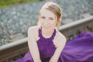 Julie Sharp, 2020 CJA Scholarship Winner